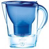 Brita Marella Cool Tischwasserfilter blau + 1 Kartusche