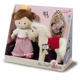 Nici Set Puppe Prinzessin Minilisbeth 30 cm Schlenker + Zubeh�r