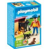PLAYMOBIL� Country Hofhund mit Welpen 5125