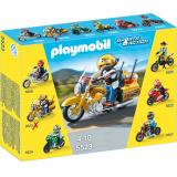 PLAYMOBIL� Sports&Action Street Tourer 5523