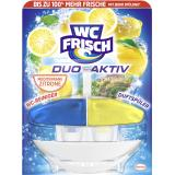 WC Frisch Duo-Aktiv WC-Reiniger + Duftsp�ler Lemon