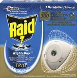 Raid Insekten-Stecker Night & Day Nachf�ller