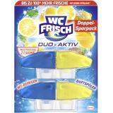 WC Frisch Duo-Aktiv-Nachf�ller Lemon
