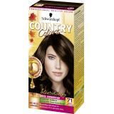 Schwarzkopf Country Colors Intensivtönung 71 kakao dunkel goldbraun