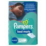 Pampers Bettunterlage Bed Mats Large