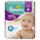 Pampers Premium Protection Active Fit Gr. 4+ Maxi 9-18kg