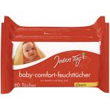 Jeden Tag Baby Comfort Feuchtt�cher classic