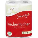 Jeden Tag K�chent�cher Classic 3-lagig