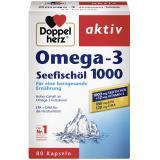 Doppelherz aktiv Omega-3 Seefisch�l 1000 Kapseln