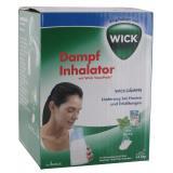 Wick Dampf Inhalator mit Wick VapoPads Menthol