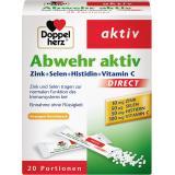 Doppelherz aktiv Abwehr aktiv Direct Zink + Selen + Histidin