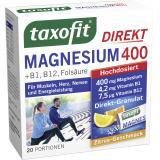 Taxofit Magnesium 400 Granulat