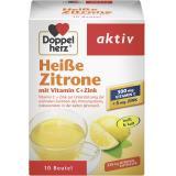 Doppelherz aktiv Heiße Zitrone mit Vitamin C+Zink