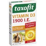 Taxofit Vitamin D3 1200 Tabletten