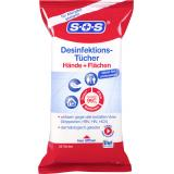 SOS Desinfektionst�cher