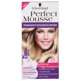 Schwarzkopf Perfect Mousse Schaumcoloration 910 platinblond