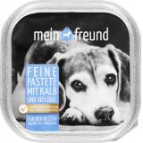 Mein Freund Hund Feine Pastete Kalb und Geflügel