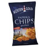 K�stengold Paprika-Chips geriffelt