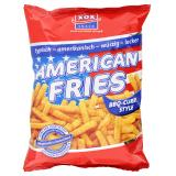 Xox American Fries BBQ-Curry Style