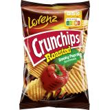 Lorenz Crunchips Roasted smoky Paprika