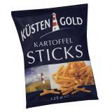 K�stengold Kartoffelsticks mit Meersalz