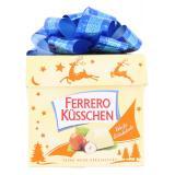 Ferrero K�sschen Geschenkbox wei�e Schokolade