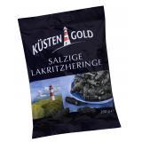 K�stengold Salzige Lakritzheringe