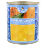 Geisha Mandarin-Orangen ganze Segmente leicht gezuckert