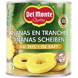 Del Monte Ananas Scheiben in Ananassaft