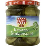 Paulsen Norweger Gurkensalat