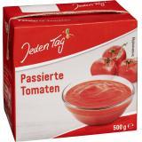 Jeden Tag Tomaten passiert