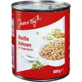 Jeden Tag Wei�e Bohnen mit Suppengr�n