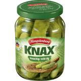 Hengstenberg Knax Gew�rzgurken knackig & w�rzig