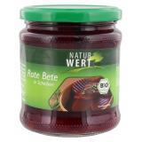 NaturWert Bio Rote Bete in Scheiben