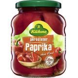 Kühne Paprika geröstet