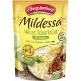 Hengstenberg mildes Mildessa Sauerkraut mit Ananas