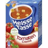 Erasco Heisse Tasse Tomaten-Creme-Suppe