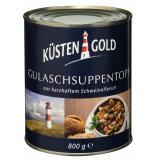 K�stengold Gulaschsuppentopf mit herzhaftem Schweinefleisch