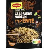 Maggi Magic Asia Gebratene Nudeln mit Ente