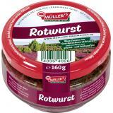Müller's Rotwurst