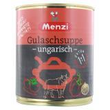 Menzi Ungarische Gulasch-Suppe extra