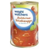 Weight Watchers Mediterrane Tomatensuppe