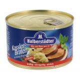 Halberstädter Kassler-Braten in Bratensauce
