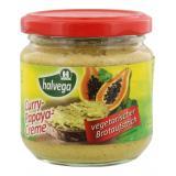 Halvega Curry-Papaya-Creme