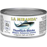 K�stengold Thunfisch-St�cke natur