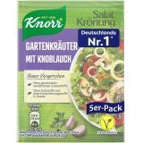 Knorr Salatkr�nung Gartenkr�uter mit Knoblauch