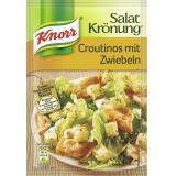 Knorr Salatkr�nung Croutinos mit Zwiebeln