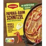Maggi fix & frisch Paprika-Rahm Schnitzel