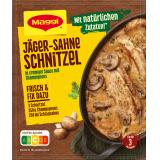 Maggi fix & frisch Jäger-Sahne Schnitzel