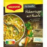 Maggi F�r Genie�er H�hnersuppe mit Nudeln